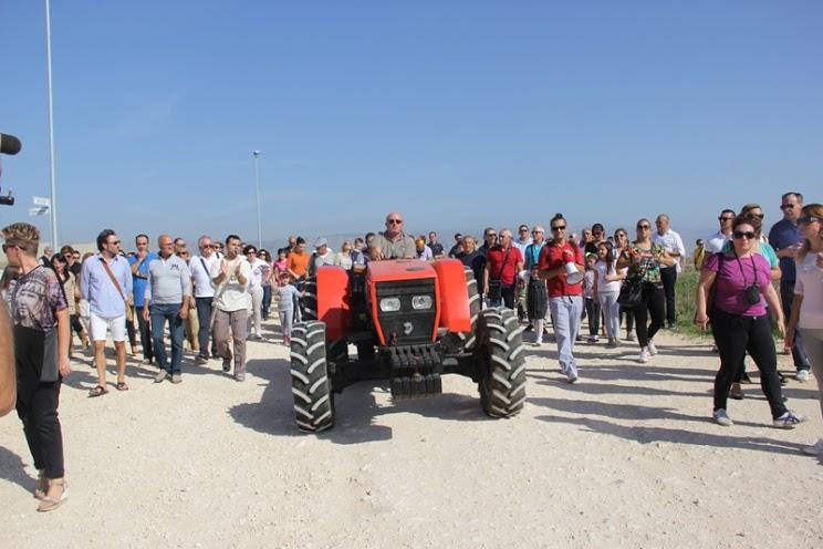 Comunità e Territorio   comparti Manfredonia proteste